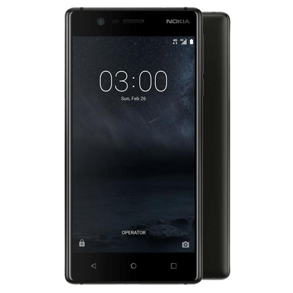 Nokia 3 - black
