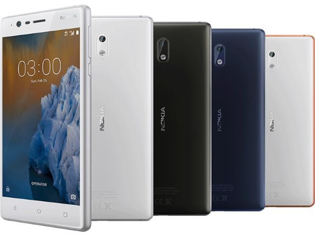 Nokia 3 - white