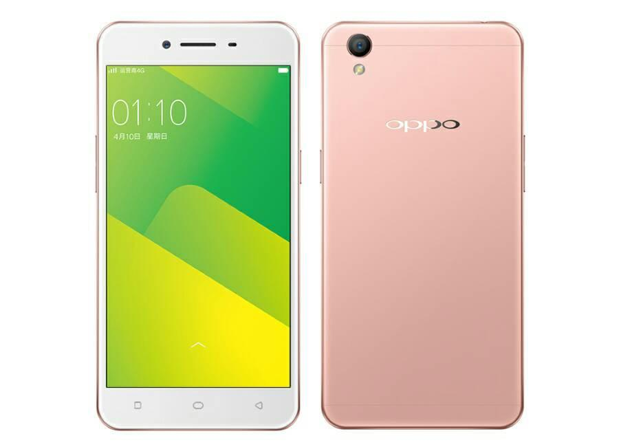 Oppo A37 - Pink